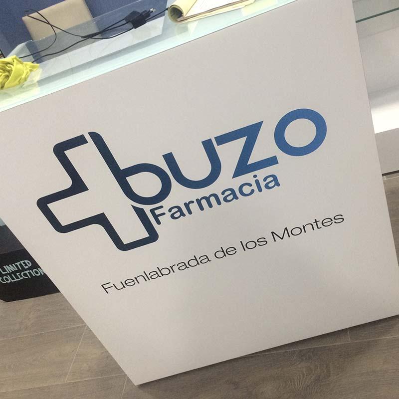 Farmacias buzo